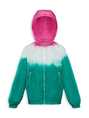 Little Girl's & Girl's Olive Jacket