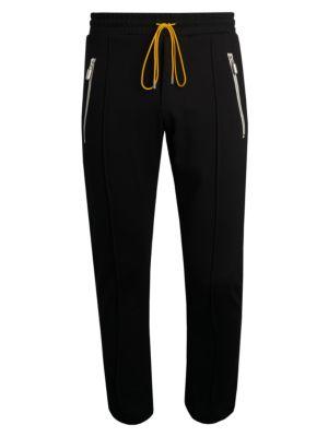Slim-Fit Traxedo Pants