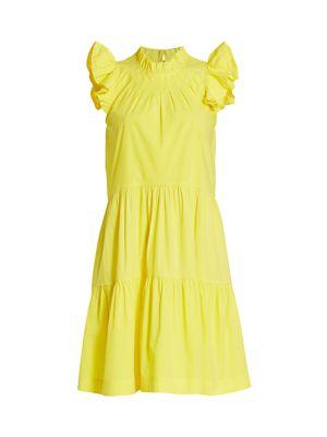 Tabitha Tiered Babydoll Dress