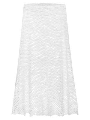 Soiree Crochet Swing Skirt