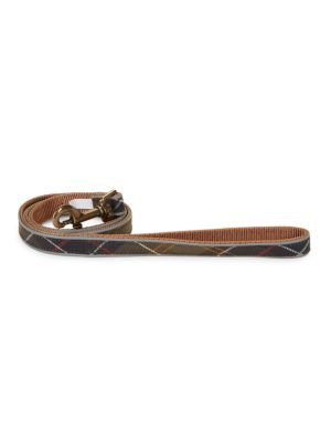 Refle Plaid Dog Leash