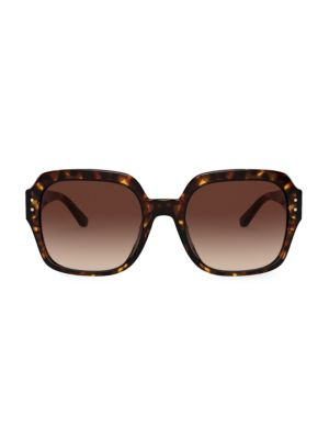56MM Oversize Square Sunglasses
