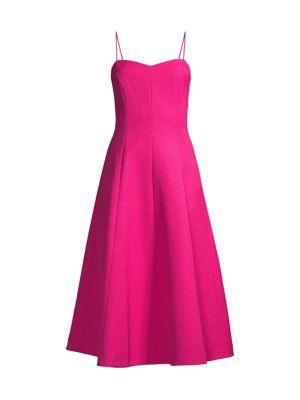 Natalia Flare Midi Dress