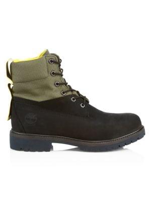 "6"" Waterproof Treadlight Work Boots"