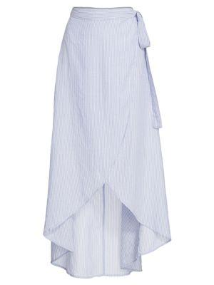 Amanda Wrap Skirt