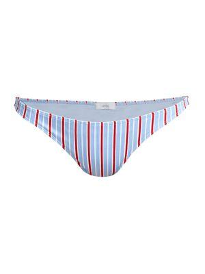 Ashley Striped Bikini Bottom
