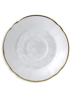 Pearl Aves Bone China Tea Saucer