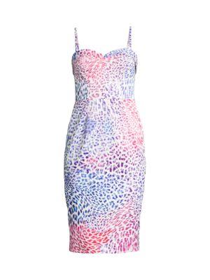 Clover Jungle Dress