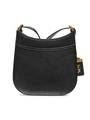 Emery Leather Crossbody Bag