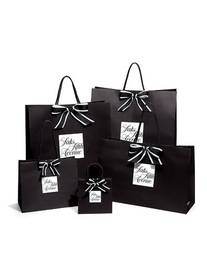 Pencil Print Silk Tie