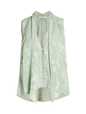 Renee Floral Lace Top