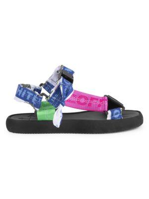 Logo Sport Sandals