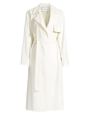 The Carina Belted Trench Coat