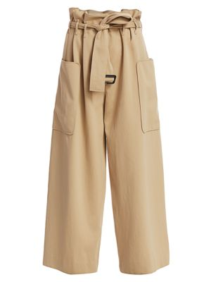 Timothy Paperbag Trousers