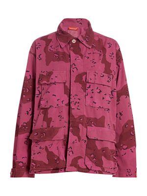 Surplus Camo Jacket
