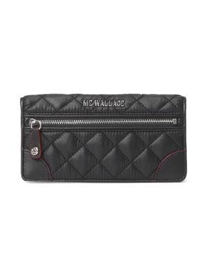 Crosby Slim Continental Wallet