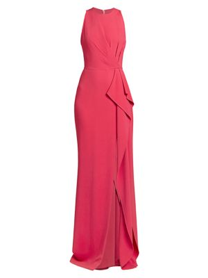 Cady Draped Gown