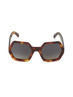 56MM Octagon Sunglasses
