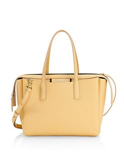 Marc Jacobs Mini Leather Tote