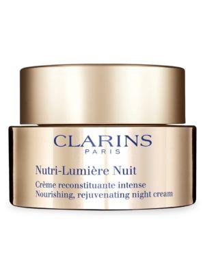 Nutri-Lumière Nuit Nourishing, Rejuvenating Night Cream