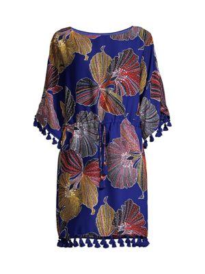 Spring Tassel Dress