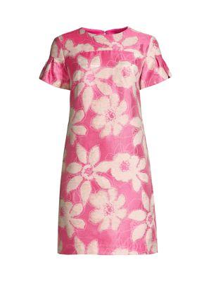 Jacinta Floral Dress