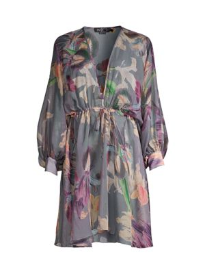 Grace Floral Cover-Up