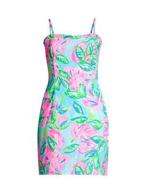 Brenda Floral Dress
