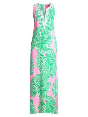 Carlotta Floral Dress