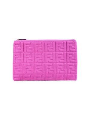 Large FF 1974 Embossed Terry Clutch