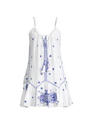 Selma Trapeze Dress