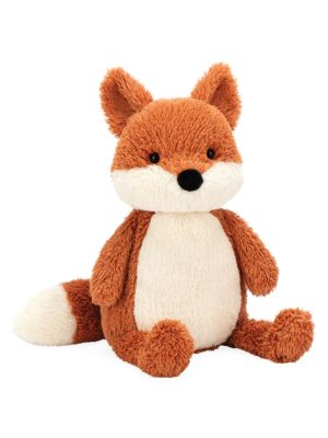 Peanut Fox Plush Toy