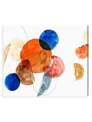 Circle By Eric Yang Canvas Art