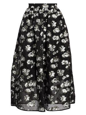 Baldi Printed Skirt