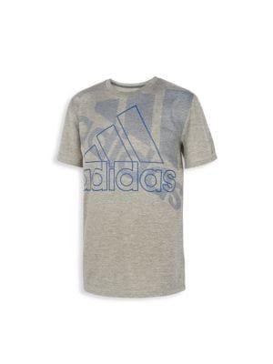 Little Boy's & Boy's Statement Logo T-Shirt