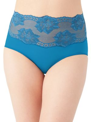 Light & Lacy Floral Brief