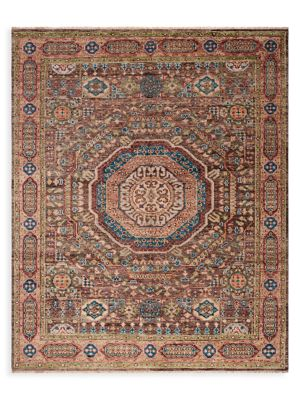Samarkand SRK167T-8 Wool Hand-Knotted Rug