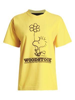 Peanuts® x Marc Jacobs Woodstock T-Shirt