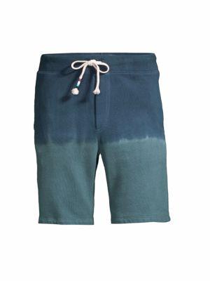 Dip-Dye Sweat Shorts