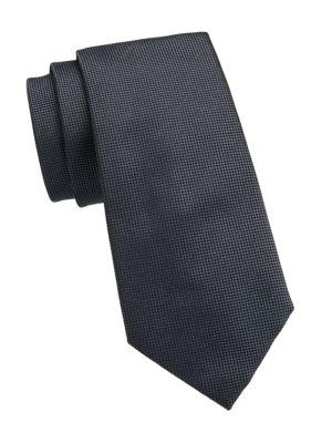 Essential Micro Silk Tie