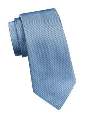 Essential Stripe Silk Tie