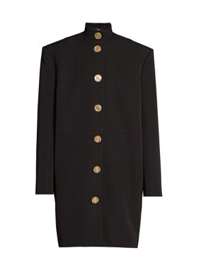 Campaign Wool Blazer Dress