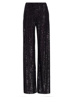 Shimmer Sequin Pants