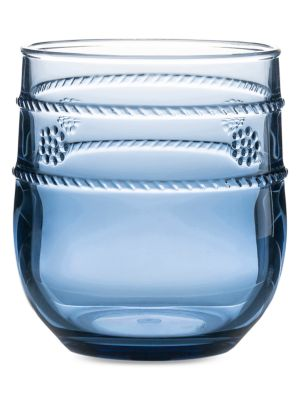 Isabella Acrylic Blue Small Tumbler