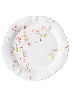 Berry & Thread Floral Sketch Cherry Blossom Dinner Plate