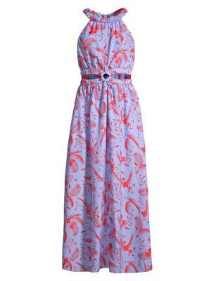 Karrica Floral Dress