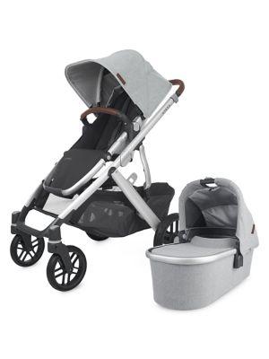 Vista V2 Emmett Stroller & Bassinet