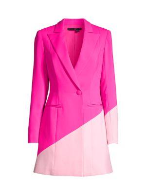 Ace Bright Blazer Dress