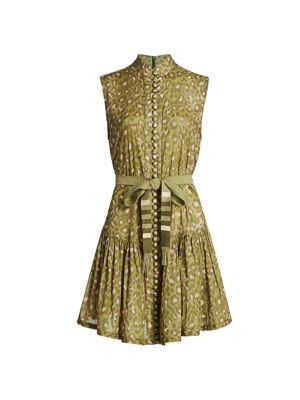 Carnaby Leopard Mini Dress