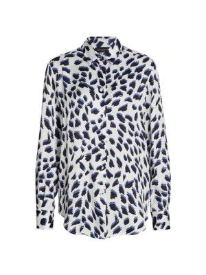 Animal-Print Shirt